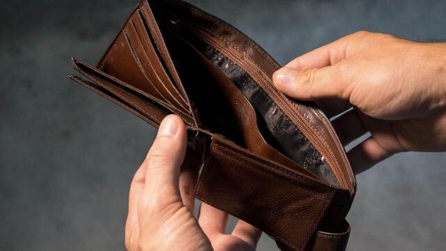 出費が重なって、ココ最近で一番困ってます